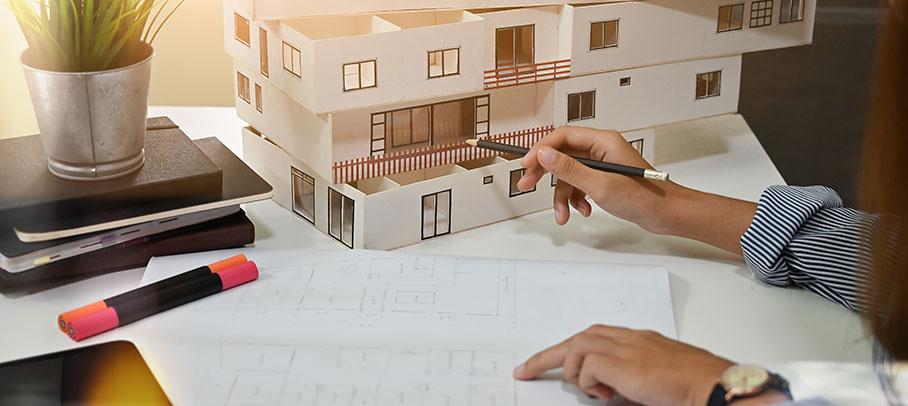 Med ett arkitektritat hus får du som du vill